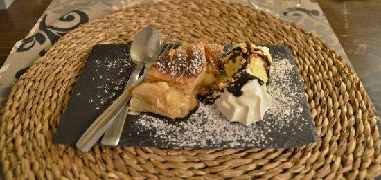 Steakhouse Braseria El Campo: Supergod Dessert.