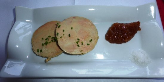 Mont Laurier, Канада: Superb foie gras
