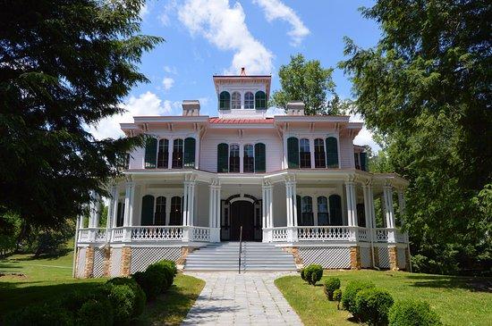 Sautee Nacoochee, GA: The Big House