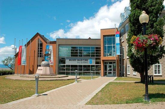 L'Islet, كندا: Bienvenue au Musée maritime du Québec