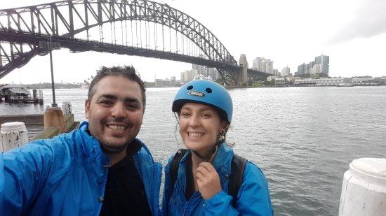 BlueBananas Electric Bike Tours: Harbour Bridge