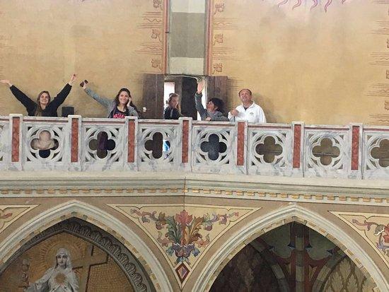 Fontanile, Italia: Church of the city