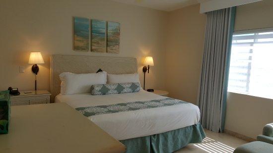 The Sands at Grace Bay: Master Bedroom (2bed/2bath)