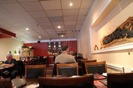 เซนต์แคทเทอรีนส์, แคนาดา: The restaurant