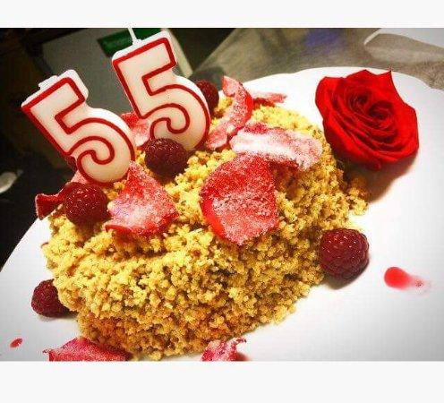 Tortina di Edita per un compleanno speciale!!