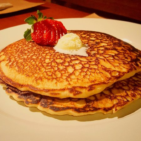 Cleveland, Geórgia: Buttermilk Pancakes for Breakfast