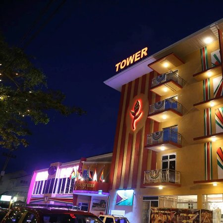 Tower Hotel Guyana Number
