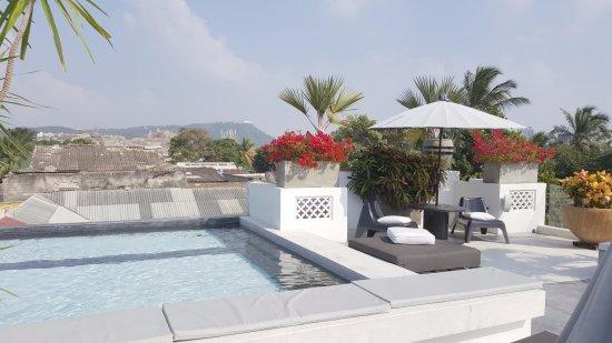 Hotel Casa Lola: Piscina 2
