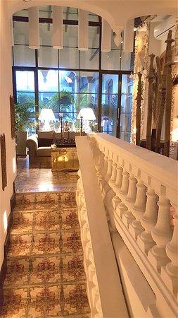 Hotel Casa Lola: Acceso nivel 2