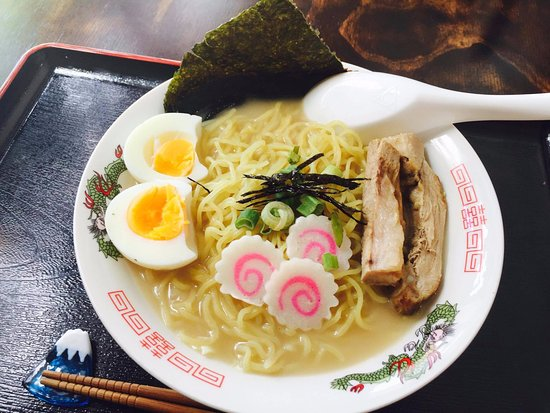 Ramen picture of bento authentic japanese food for Authentic asian cuisine