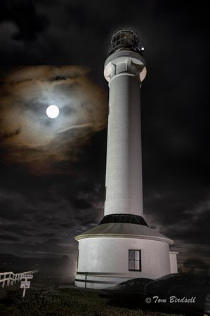 Point Arena, CA: Full Moon Night tours offered every full moon (check our website for dates and times)