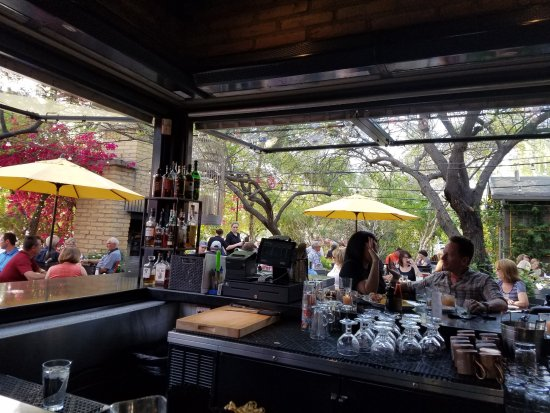 view of patio from inside bar area picture of chelsea s kitchen rh tripadvisor com au