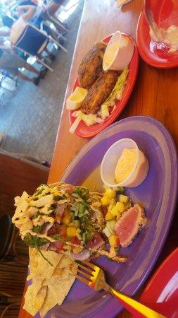 La Ola Surfside Restaurant: Snapchat-235414785_large.jpg
