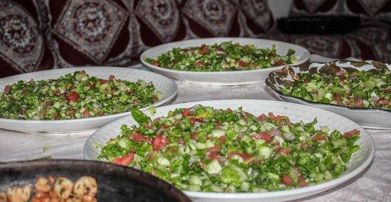 Oum Rabie - Restaurant & Bar : Salad