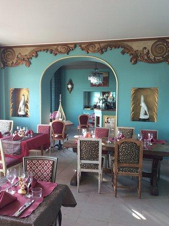 Restaurant La Corderie Saint Lmalo