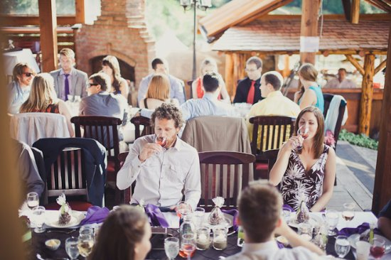 Cobble Hill, Canadá: Merridale Outdoor Dining at the Cookhouse