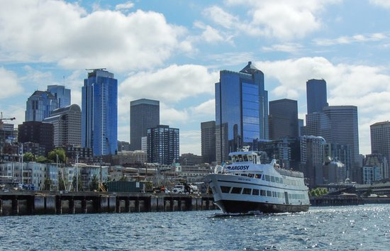 Argosy Cruises - Seattle Waterfront