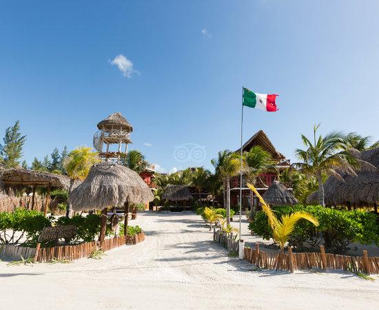 Hotel casa palapas del sol updated 2017 reviews price for Villas hm paraiso del mar holbox tripadvisor