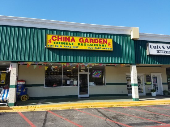 China Garden Picture Of China Garden Lake Waccamaw Tripadvisor