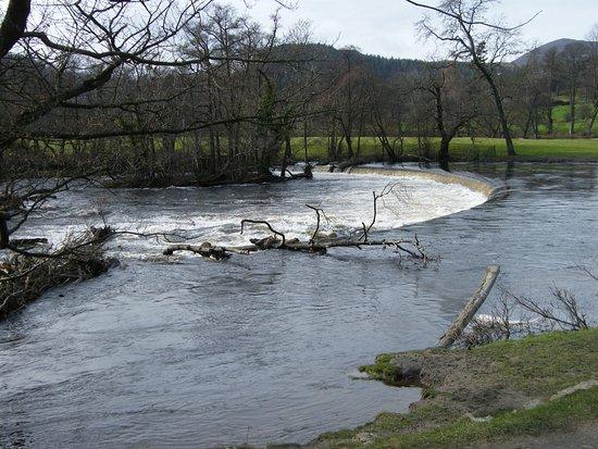 Llangollen and the Horseshoe Falls