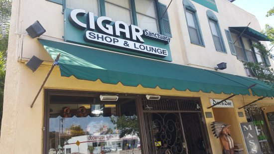 Cigar Sanctuary Shop & Lounge