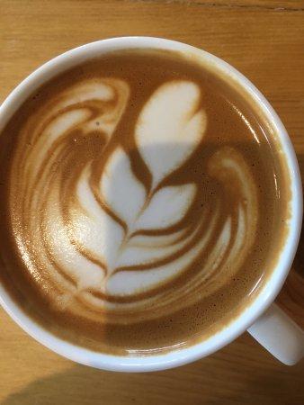 แฮร์ริสันวิลล์, มิสซูรี่: Good latte