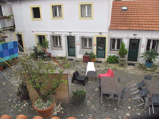 Casa do Patio by Shiadu: toutes les chambres donnent sur le patio très calme