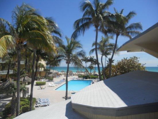 Sunny Isles Beach, FL: Vista desde la habitacion
