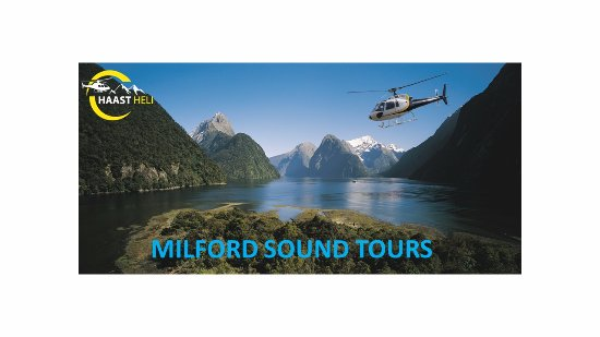 Haast, New Zealand: milford sound