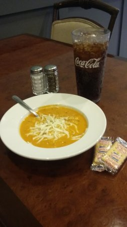 Hampstead, NC: chicken enchilada soup