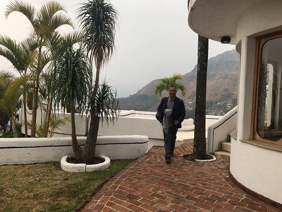 Tzam Poc Resort: Great Views but the hotel needs maintenance!