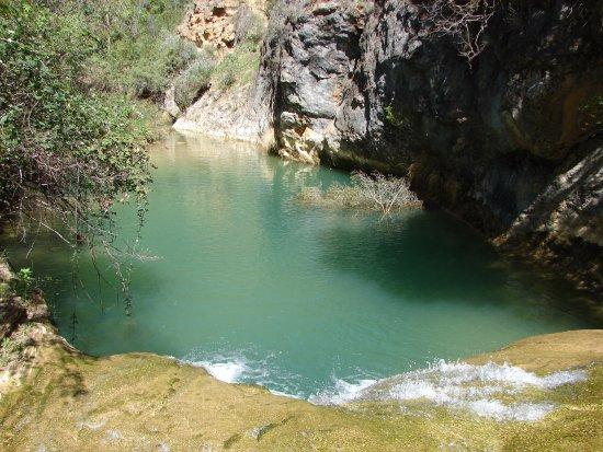 Burunchel, Spania: Una de las pozas del rio