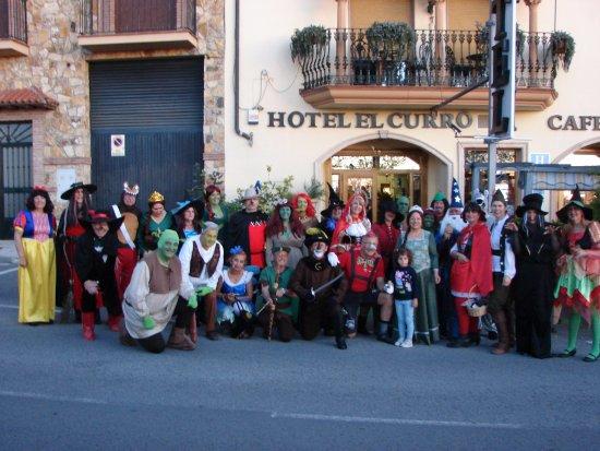 Burunchel, España: Fiesta de Disfraces , otro año más