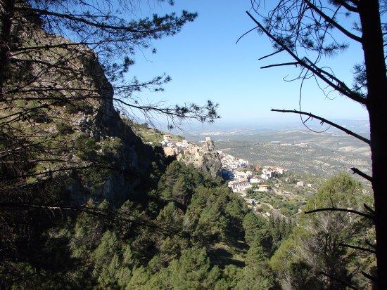 Burunchel, Spain: Vista de La Iruela
