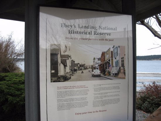 ‪Ebey's Landing National Historical Reserve‬