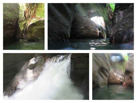 Middleham Falls & Ti Tou Gorge: Ti Tou Gorge