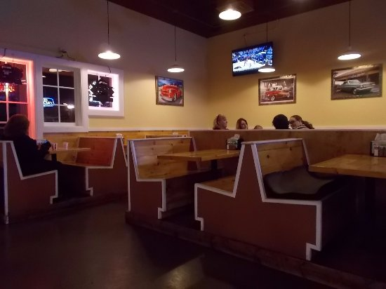 Ed S Grill Lompoc Ca We Loved The Ambiance At