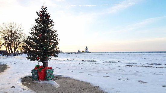 Port Dover, Canada: Merry Christmas!