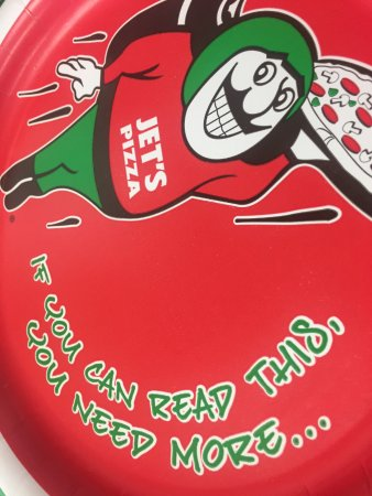 Oak Ridge, TN: Jet's Pizza