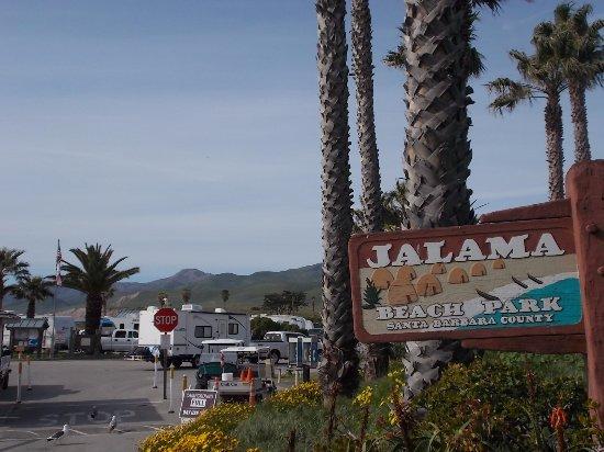 Jalama Beach County Park : Jalama Beach Park, Santa Barbara County, CA.