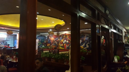Pollos Narcy's: A view of the restaurant.