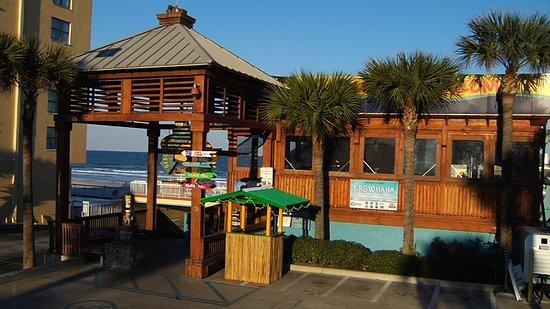 Ocean Deck Restaurant Beach Club Daytona Beach Fl