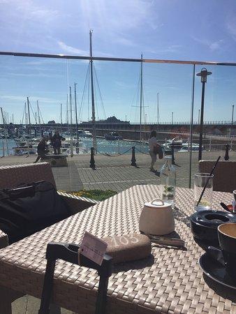 Radisson Blu Waterfront Hotel, Jersey: Business trip