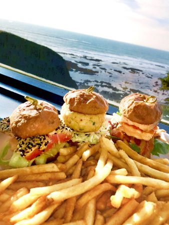 Moss Beach, Kalifornien: Coast Sliders