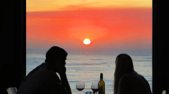 Moss Beach, Kalifornien: Romantic Dining