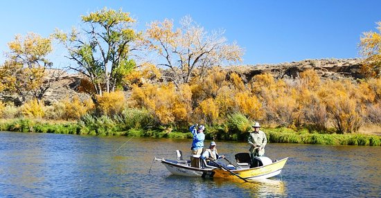 Navajo Dam, Nuevo Mexico: San Juan River Fly Fishing
