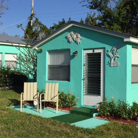 Jensen Beach, FL: Cabin number 8