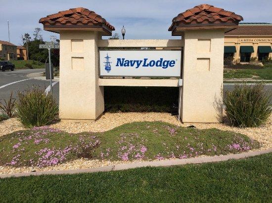 Navy Lodge Monterey