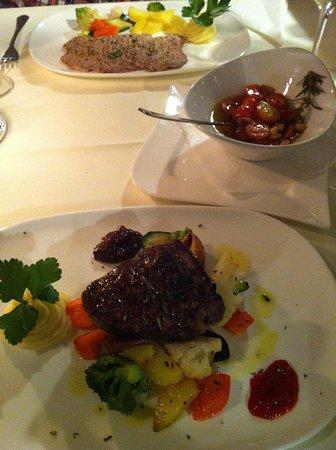 La Trattoria : Dinner for 2.....