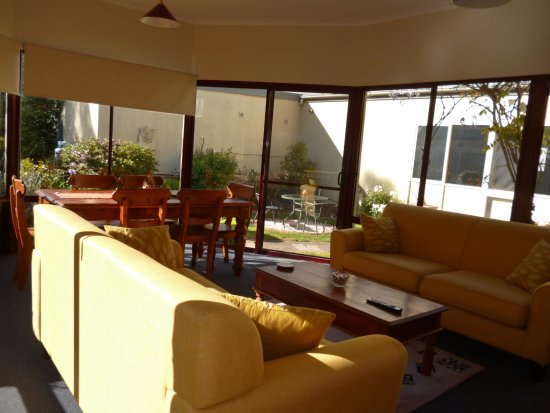 Port Sorell, Australia: Lounge room